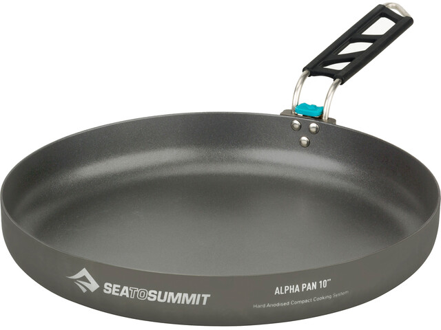"Sea to Summit Alpha - 10"" gris"